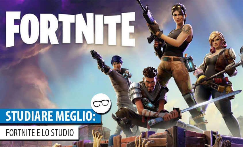 Fortnite e lo studio